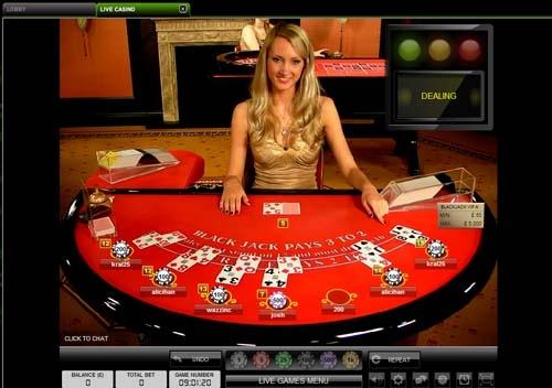 black jack paypal casino