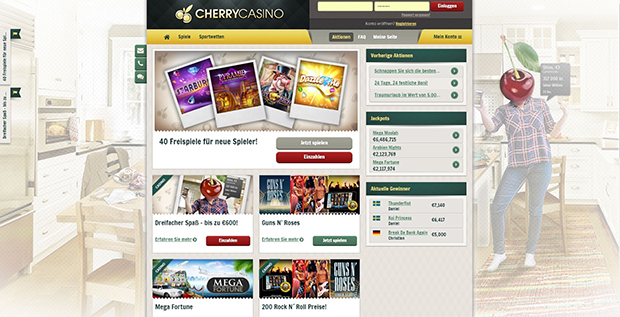 cherry paypal casino promotions
