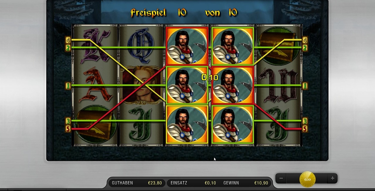 dragons treasure im paypal casino gewinn