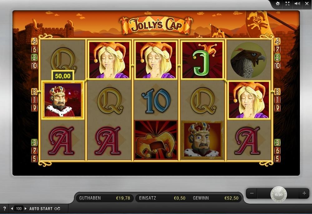jokers cap im paypal casino