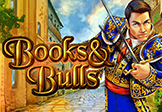 books and bulls paypal casino logo