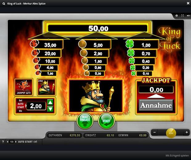 alles spitze paypal casino merkur uebersicht