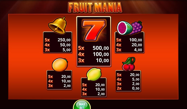 casino deutschland online fruit casino