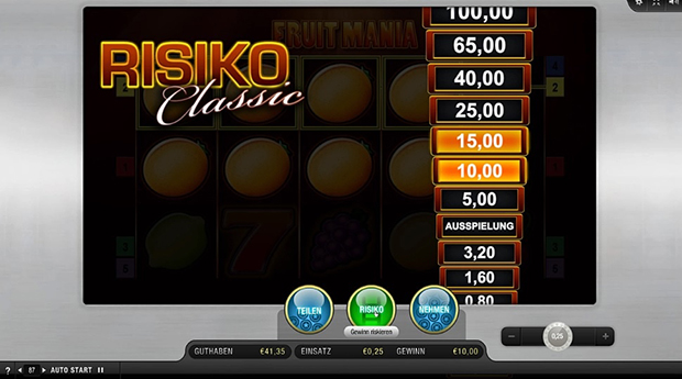 bally wulff online casino fruitmania risikoleiter 2