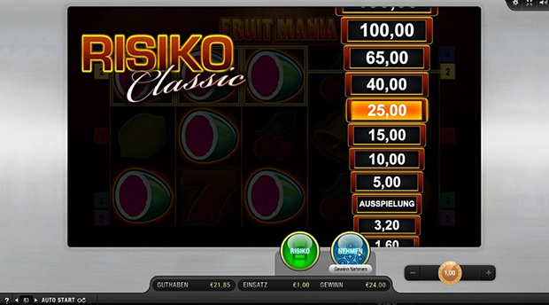 bally wulff online casino fruitmania risikoleiter