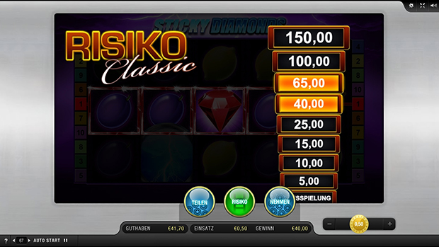 bally wulff online casino sticky diamond risikoleiter