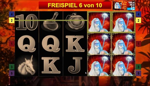 online casino crystal ball