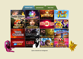 drückglück paypal casino spielauswahl