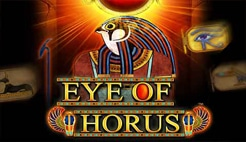 merkur eye of horus