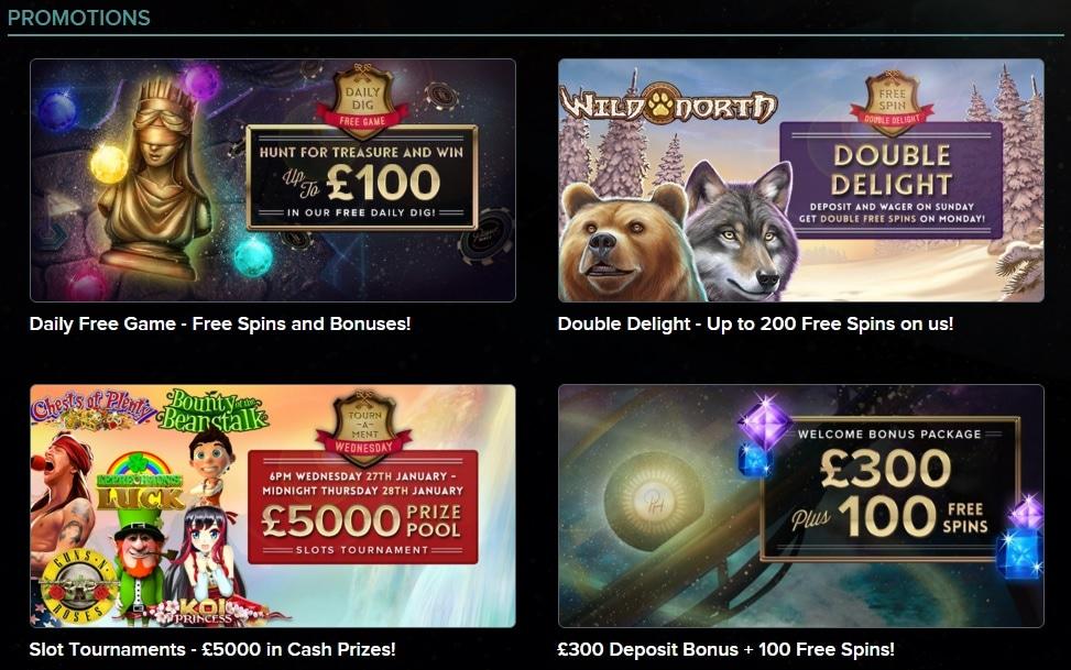 paypal casino prospect hall bonusaktionen