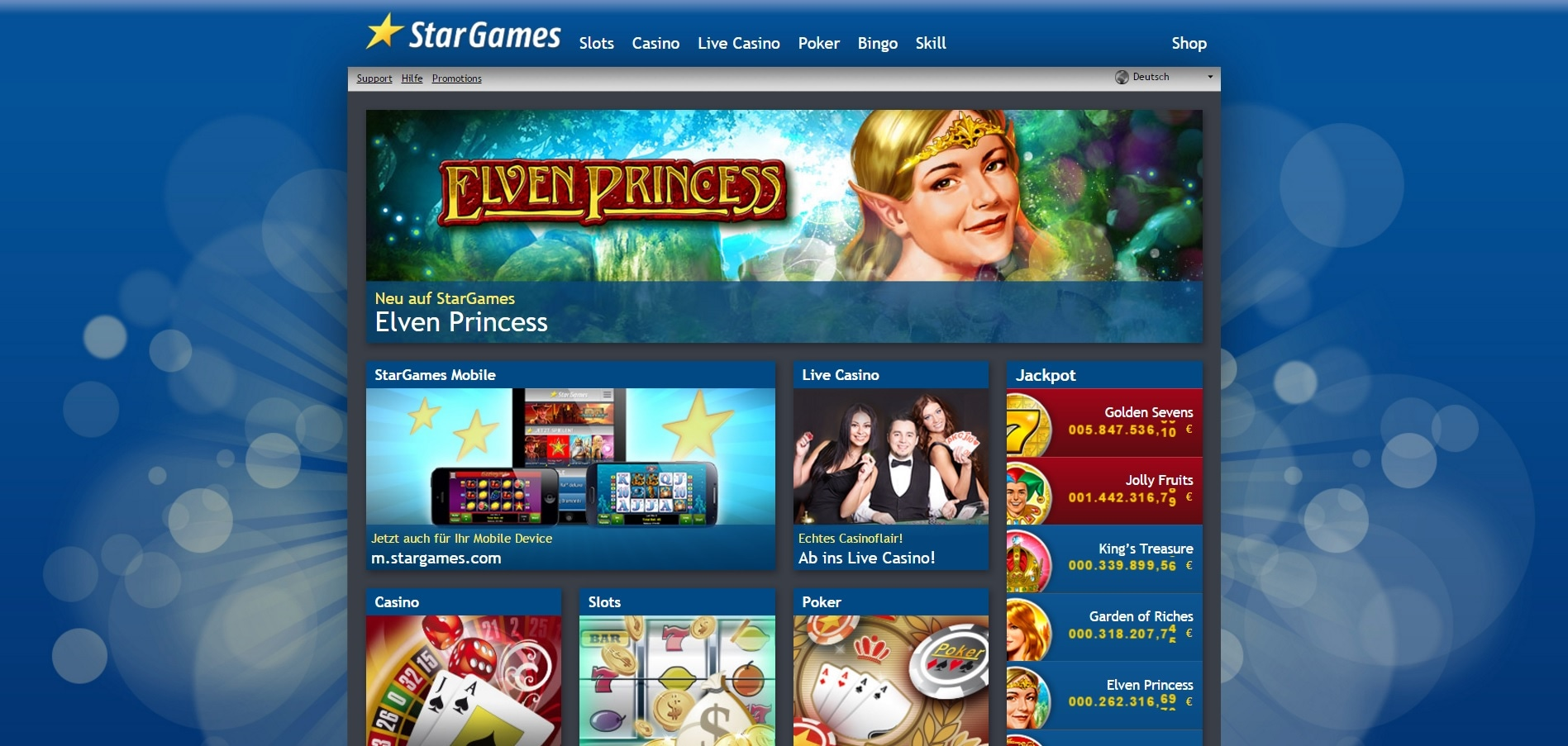Top Online Casinos that accept PayPal