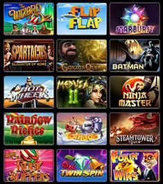paypal casino vegas winner spielauswahl