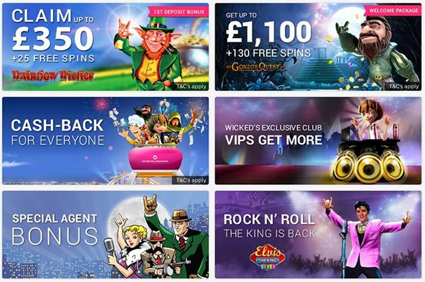 paypal casino wicked jackpots bonusaktionen