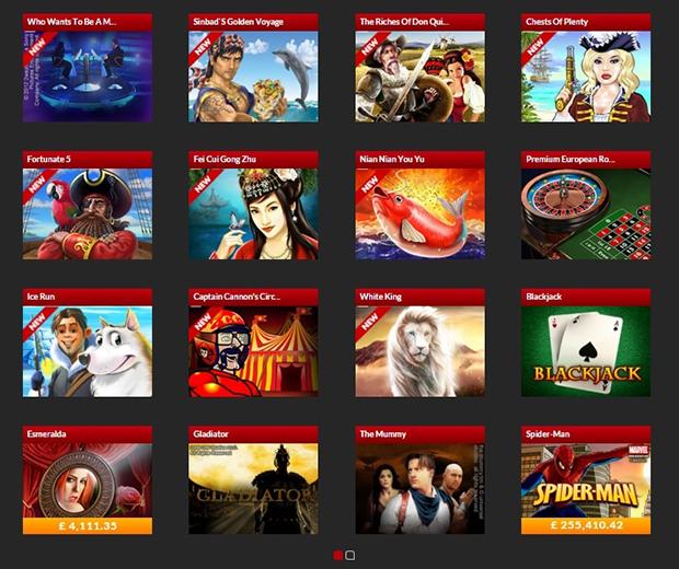 21nova casino online