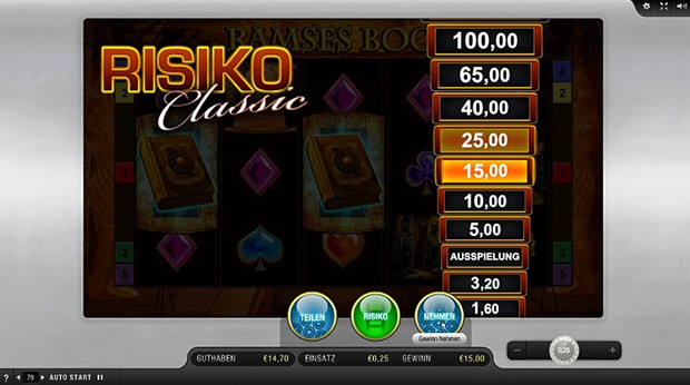bally wulff paypal casino ramses book risikoleiter