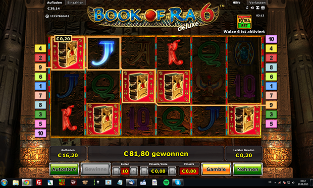 online casino book of ra 2019