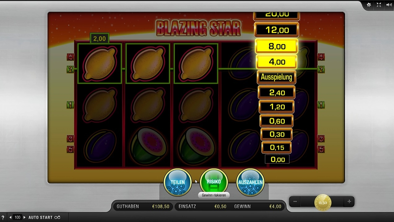 merkur paypal casino blazing star risikoleiter