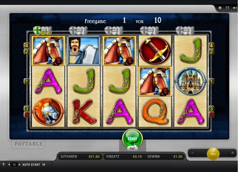 online casino knights life