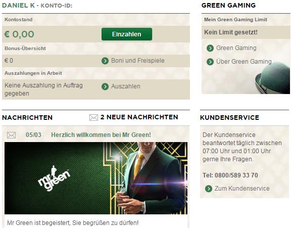 mr green paypal casino einzahlung 2