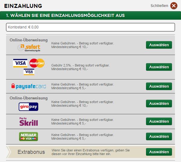 mr green paypal casino einzahlung 3