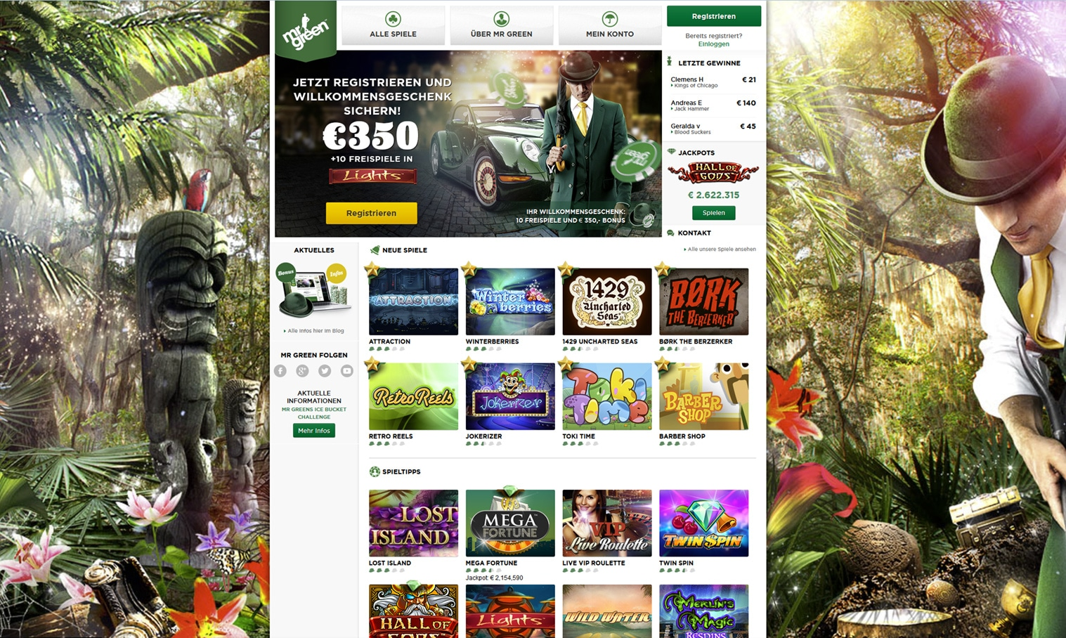 mr green paypal casino spielangebot