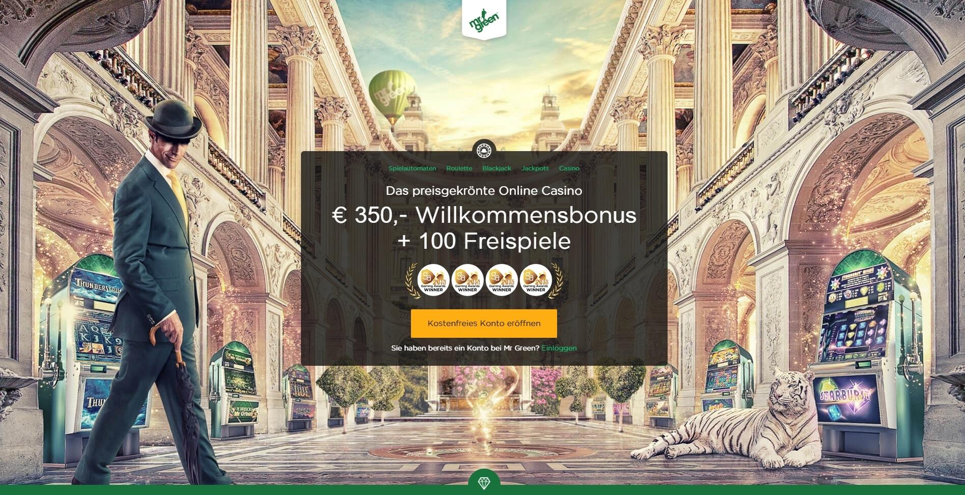 mr green paypal casino uebersicht