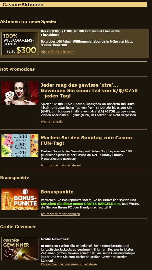 on net paypal casino aktionen