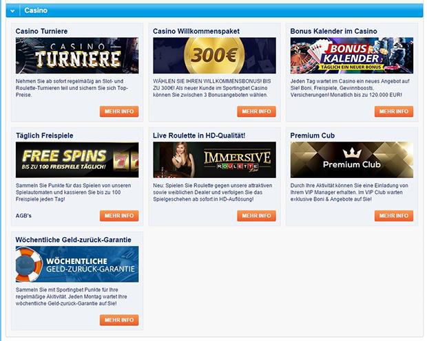 paypal casino sportingbet aktionen