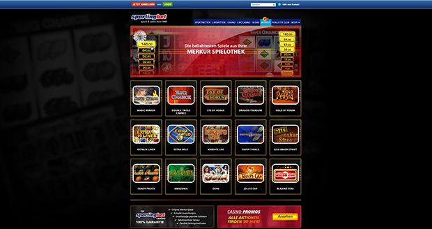 paypal casino sportingbet spielauswahl