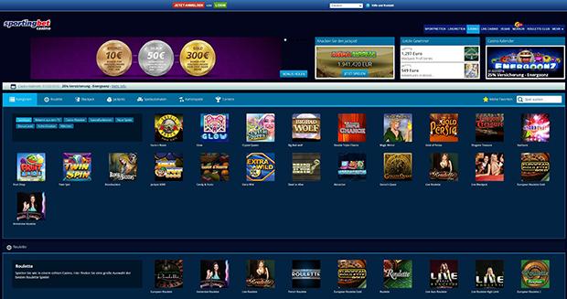 paypal casino sportingbet übersicht