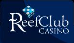 reefclub paypal casino logo