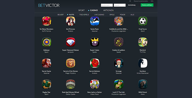 betvictor paypal casino spielauswahl