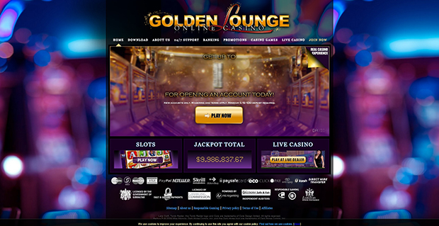 golden lounge paypal casino uebersicht