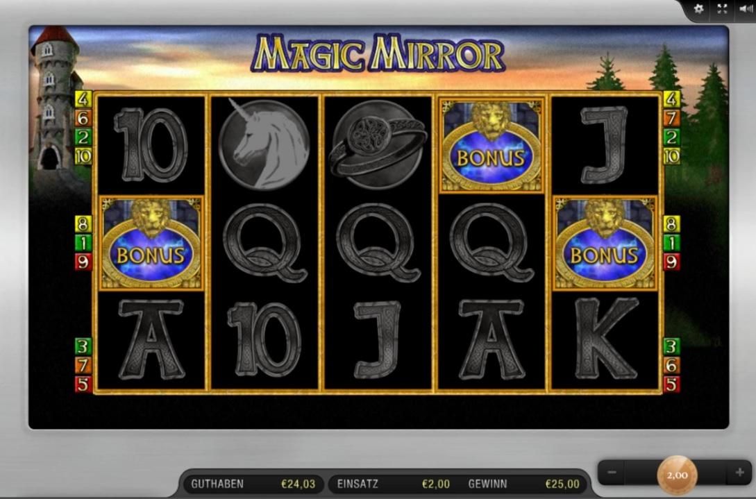 merkur paypal casino magic mirror scatter