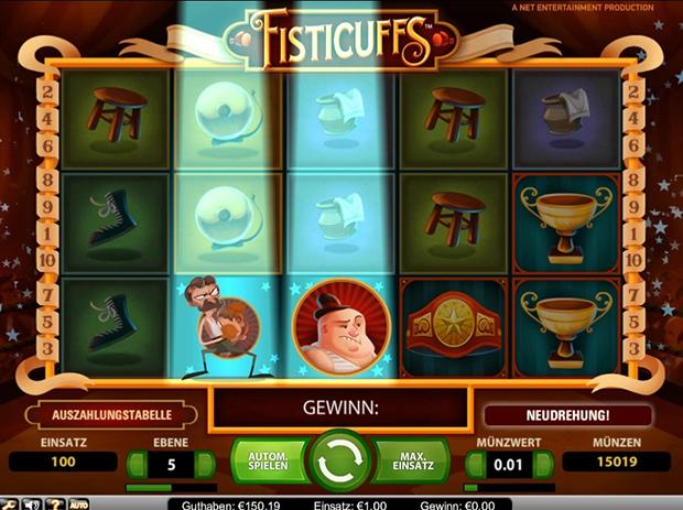 netent paypal casino fisticuffs bonus 2