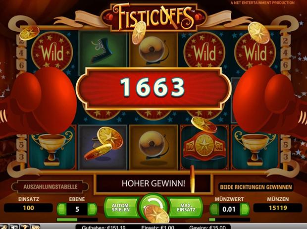 netent paypal casino fisticuffs gewinn
