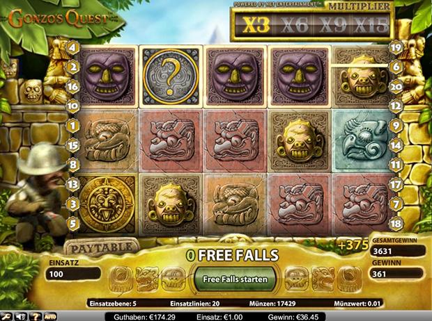 netent paypal casino gonzos quest gewinn