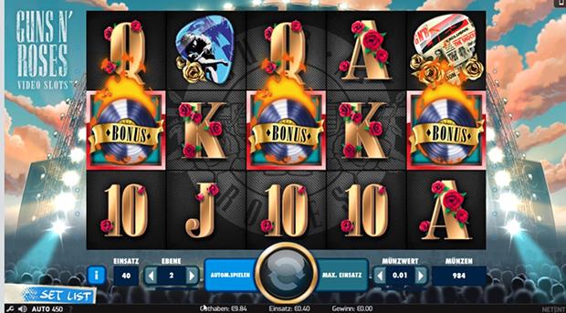 netent paypal casino guns n roses bonus