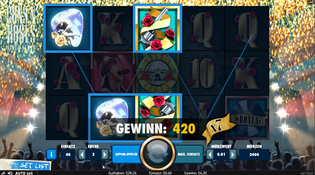 netent paypal casino guns n roses gewinn