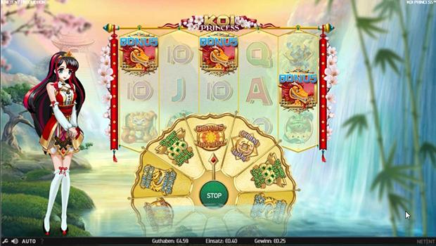 netent paypal casino koi princess bonuswheel