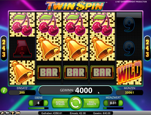 online casino twin spin