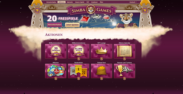 simba games paypal casino bonusaktionen