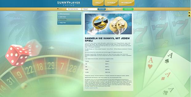 sunnyplayer paypal casino treuepunkte