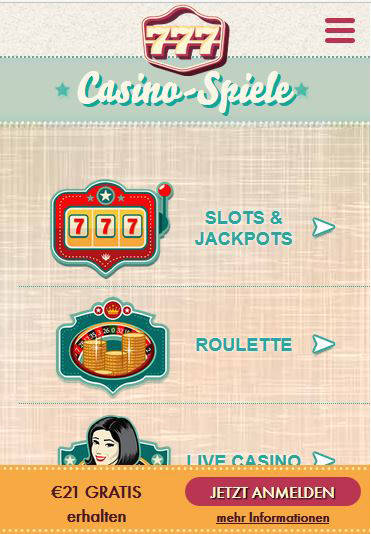 Online Casino Handy Paypal