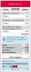 Tipico sportwetten paypal casino Wettschein