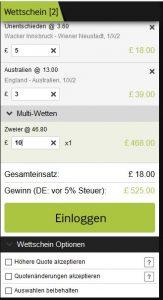 Betway sportwetten paypal casino Wettschein