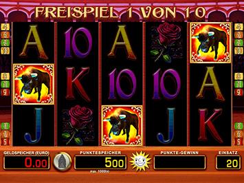 el torero im paypal casino scatter