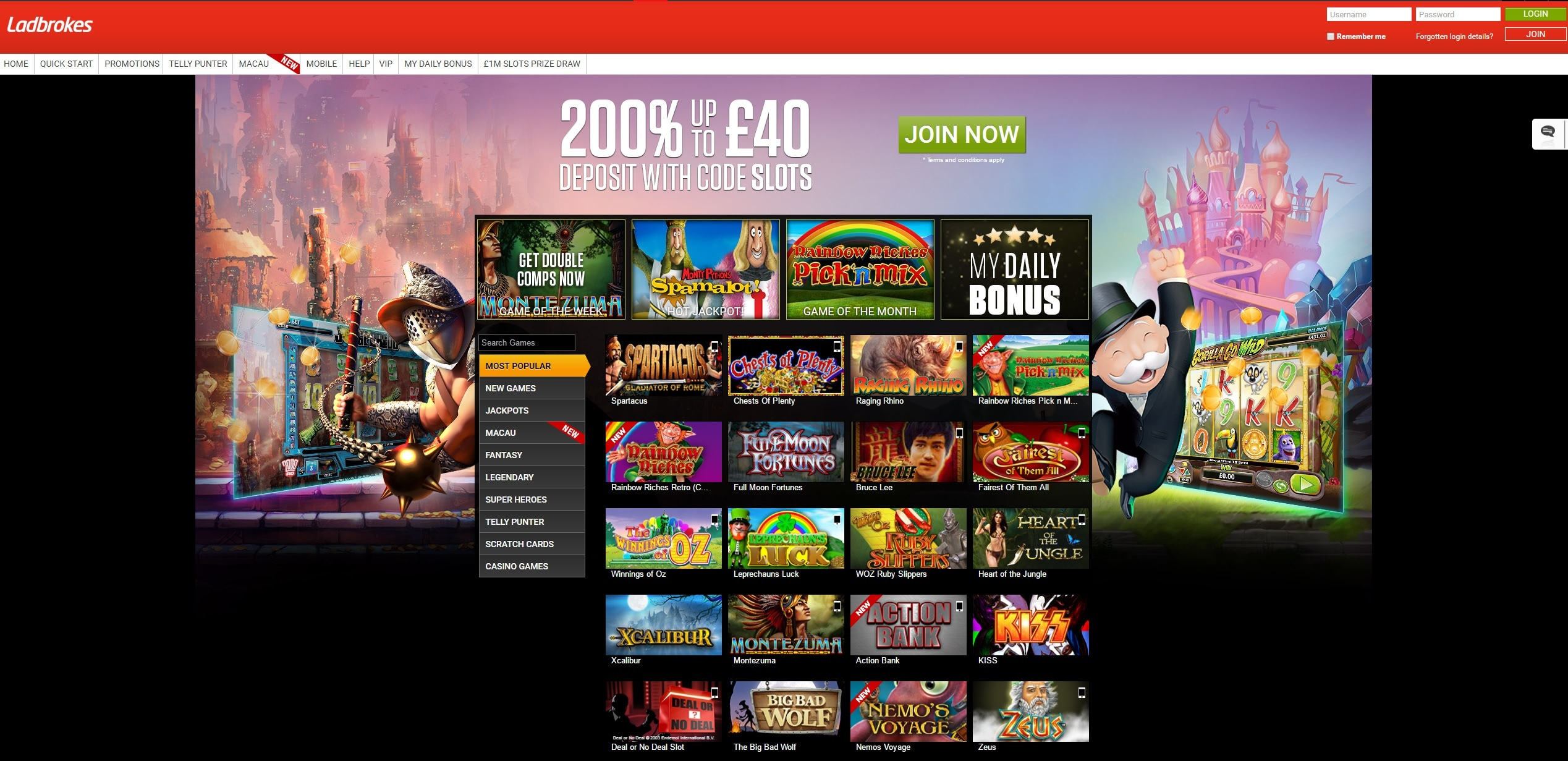 online casino gambling site games onl