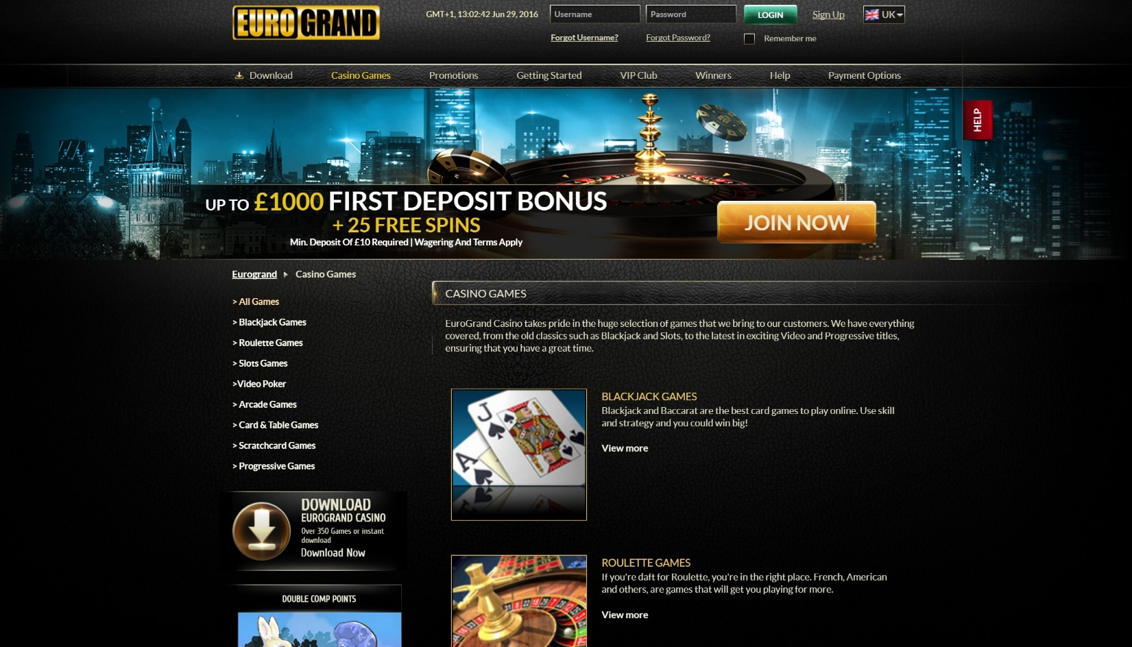 play casino games with paypal
