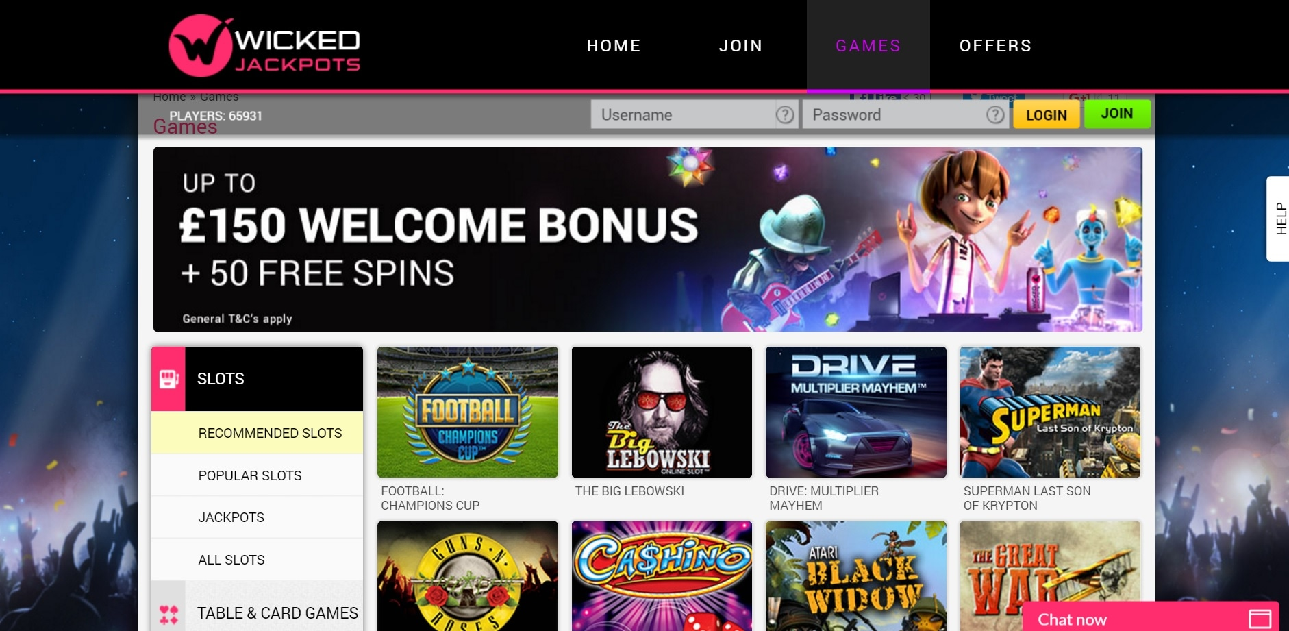 paypal casino site wicked jackpots games